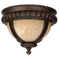 Craftmade Z1217 Single Light Down Lighting Outdoor Flush Mount Ceiling Fixture from the Prescott Collection