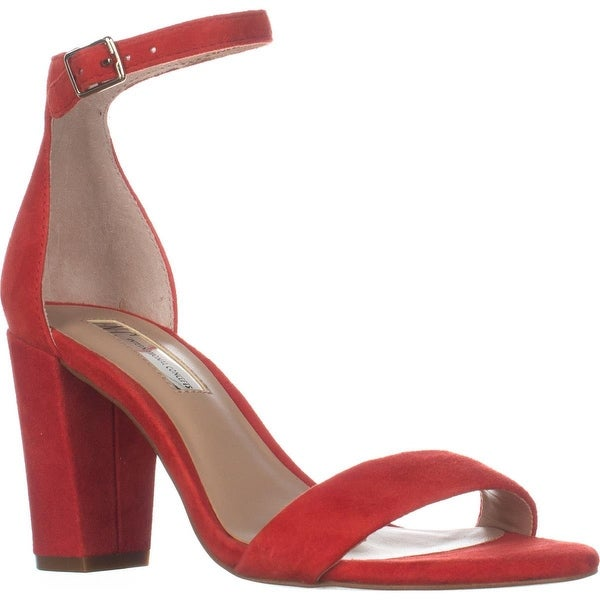 I35 Kivah Ankle Strap Dress Sandals, Spring Red