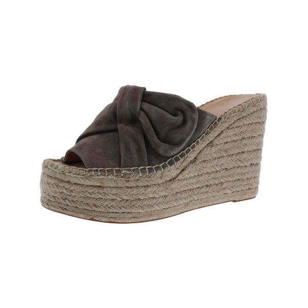 85dca9eb085 Shop Marc Fisher Womens Aida Wedge Sandals Open Toe Platform - Free ...