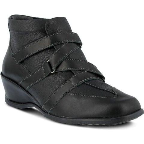 Spring Step Women's Allegra Black Leather