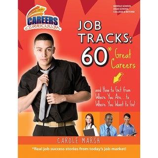 Careers Curriculum Job Tracks