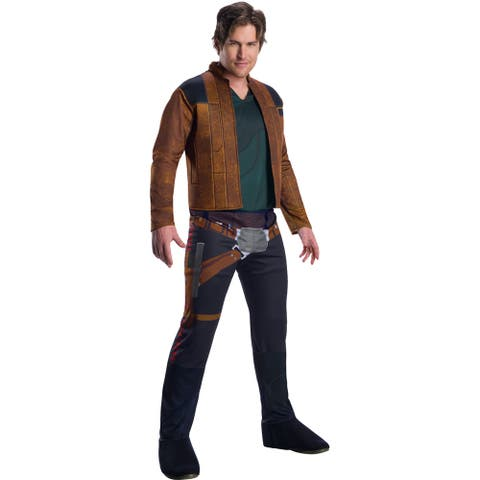 Mens A Star Wars Story Han Solo Costume