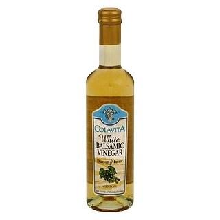 Colavita Balsamic White Vinegar - (Case of 6 - 17 fl oz)