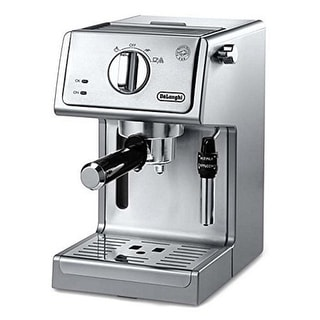 "Link to De'Longhi 15"" Bar Pump Espresso & Cappuccino Machine (Stainless Steel) Similar Items in Kitchen Appliances"