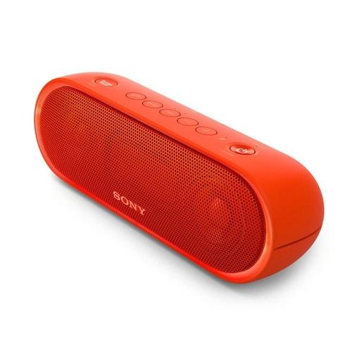 Sony SRS-XB20 Bluetooth Speaker (Red)
