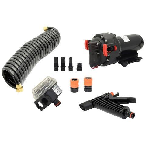 Johnson pump aqua jet wd 4.0 gpm 12v pump kit