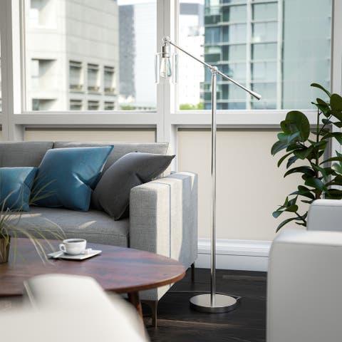 Thomas 57-inch Adjustable Floor Lamp