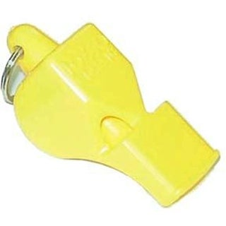Olympia Sports WH044P Fox Classic Whistle - Yellow