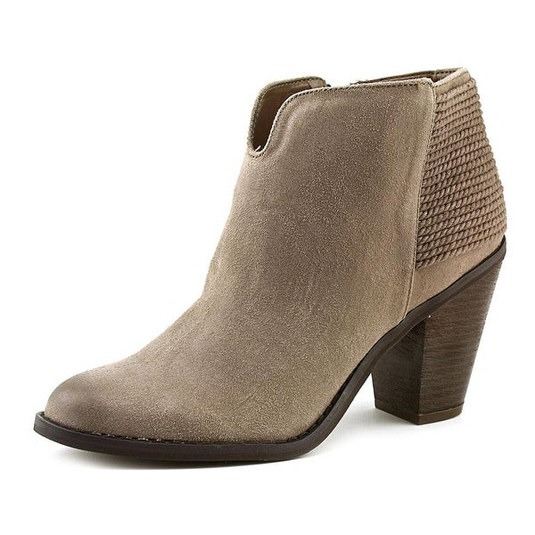 Carlos by Carlos Santana Everett Women Round Toe Synthetic Bootie