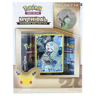 Pokemon: Mythical Collection - Meloetta - multi