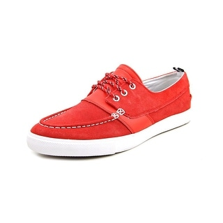 Diamond Supply Co Yacht Club Moc Toe Suede Boat Shoe