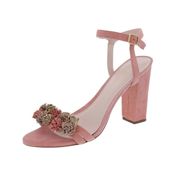 Loeffler Randall Womens Layla Dress Sandals Open Toe Embellished