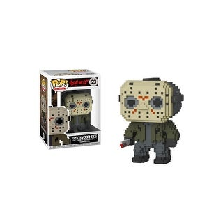 Funko POP 8-Bit - Jason Voorhees - Multi