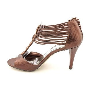 Style & Co Nathalie Womens Open Toe Dress Sandals Shoes