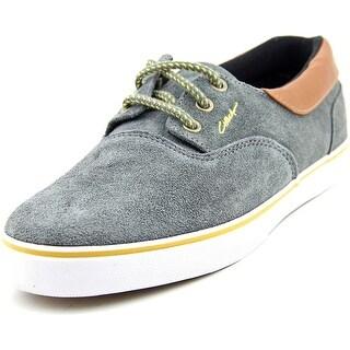 Circa Valeose Round Toe Suede Sneakers