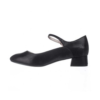 Taryn Rose Womens Fannie Closed Toe Ankle Strap Mary Jane Pumps