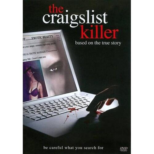 Craigslist Killer - DVD