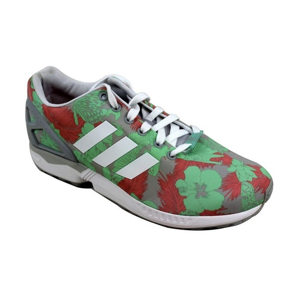 adidas ZX Flux Floral Sound Garden Sneaker Bar Detroit