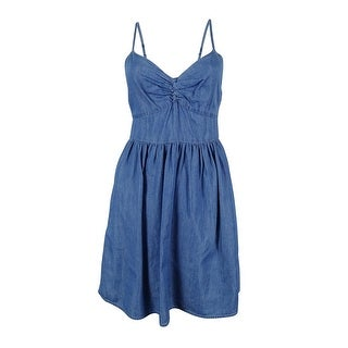 Energie Junior's Sweetheart Spaghetti Strap Dress - M
