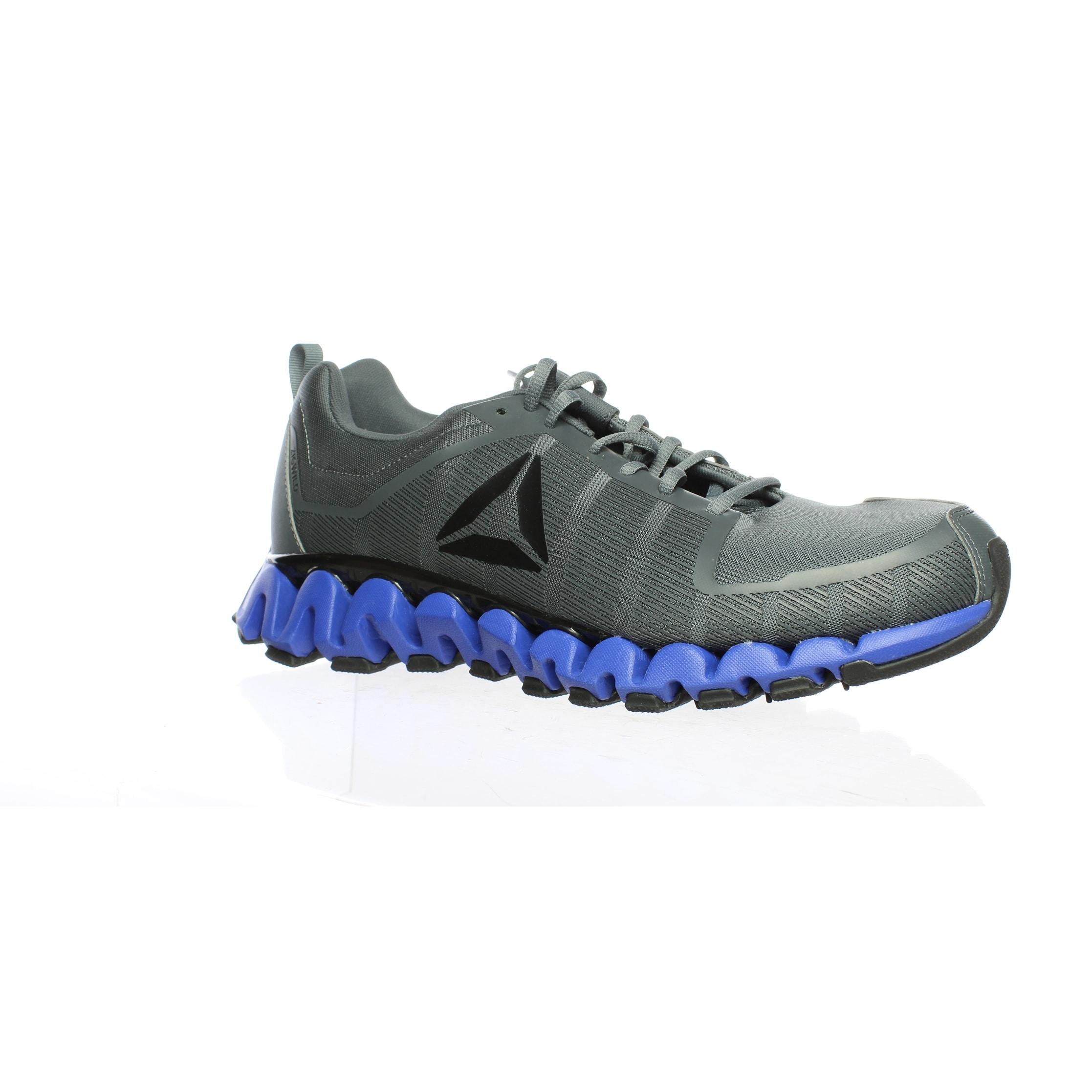 Reebok Womens Zigwild Tr 5.0 Gray Running Shoes Size 13