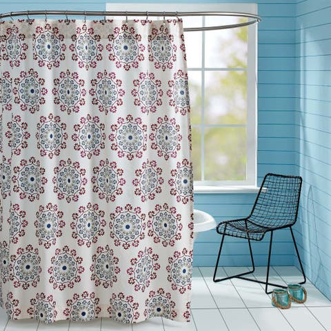 Antigua Shower Curtain 72x72