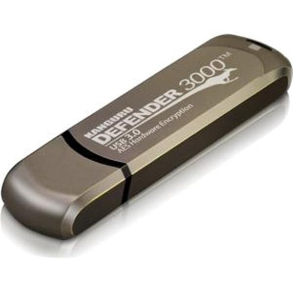 Defender 3000 - FIPS 140-2 Level 3 - USB 3.0 Secure Flash Drive