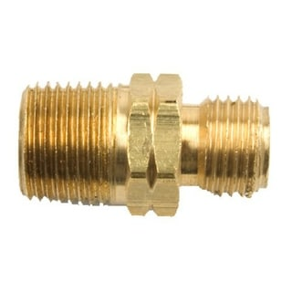 Mr Heater F276153 Propane Gas Connector, Brass