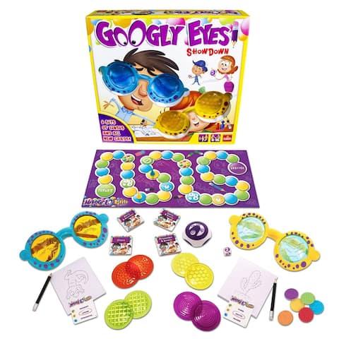 Googly Eyes Showdown Game