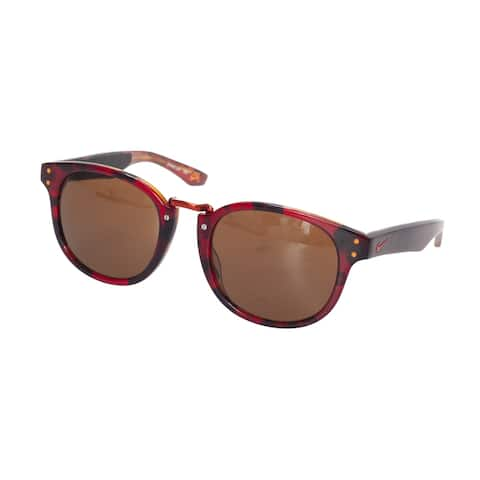 Nike Sb Womens/Ladies Achieve Evo880 Sunglasses - Red Tortoise/Total Orange/Brown Lens - One Size