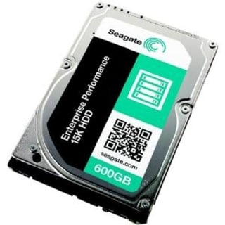 "Seagate ST600MX0102 600 GB 2.5"" Internal Hard Drive - SAS - (Refurbished)"