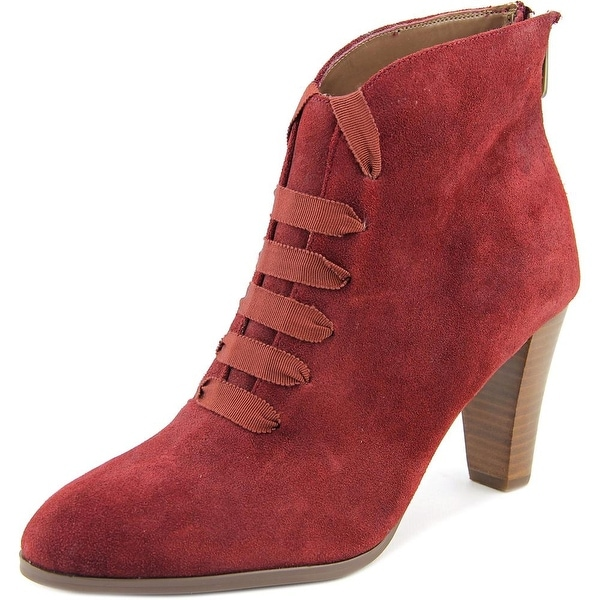 Adrienne Vittadini Tino Pointed Toe Ankle Boot