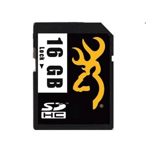 Browning Trail Cameras 16 GB SD Card