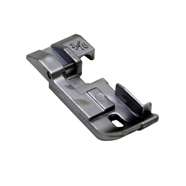 Janome Serger 3/16 inch Piping Foot for 204D, 634D, 1110DX and More