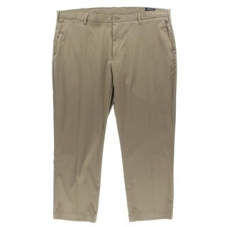 Polo Ralph Lauren Mens Big & Tall Casual Pants Stretch Classic Fit