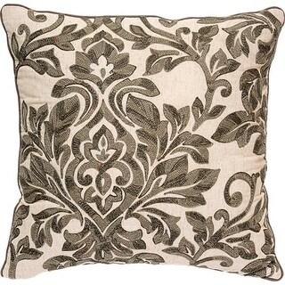 Suzani Floral Paisley Pillow