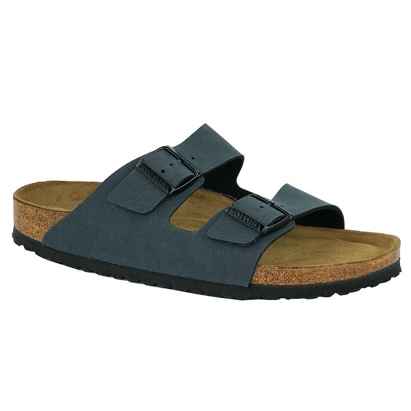 b4bc4fe35 Birkenstock Arizona Soft Footbed Suede Leather Sandals. Image Gallery