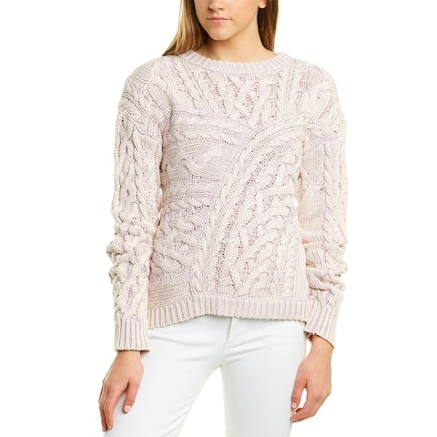 525 America Cable-Knit Pullover