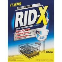 Reckitt & Benckiser Rid-X Septic Treatment 1920083623 Unit: EACH