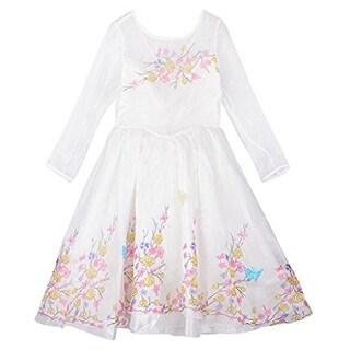 Eyekepper dress white wedding dress costume cosplay girl