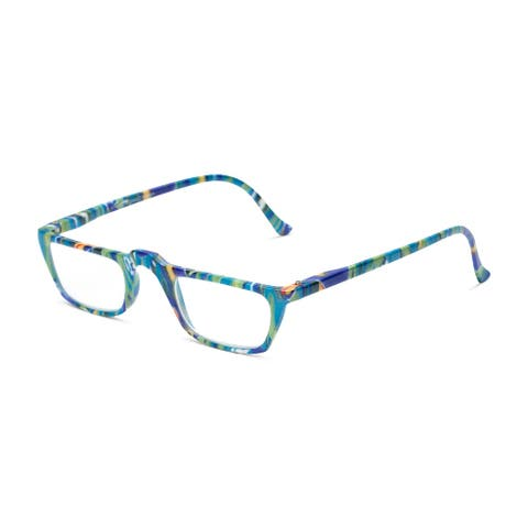 Readers.com The Tropical Rectangle Reading Glasses
