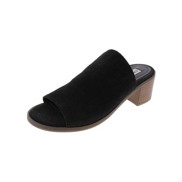 Steve Madden Womens Richelle Dress Sandals Open Toe Stacked
