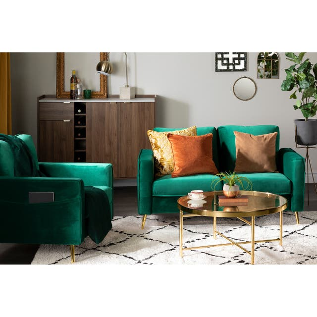 South Shore Live-it Cozy Sofa, 1-Seat - One Seat