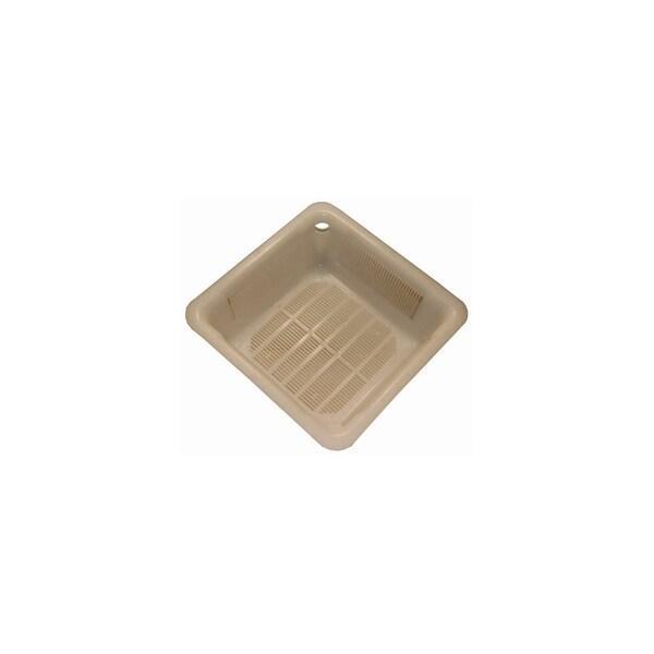 Superbe Proflo PF906B Floor Sink Basket   Biscuit   N/A