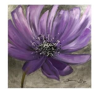 Lavender Dutch Flower Oil Painting