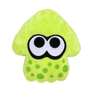 "Splatoon 14"" Plush: Green Squid"