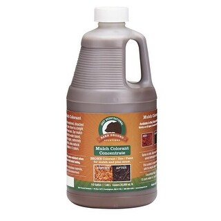 0.5 gal Just Scentsational Brown Bark Mulch Colorant Concentrate -