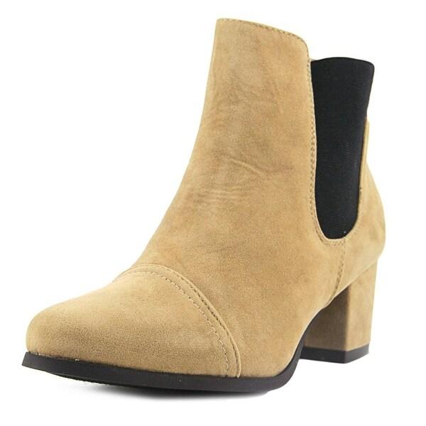Fahrenheit Lida-11 Camel Boots