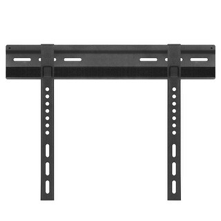 """Extremely Slim Velcro-Fixed Wall Mount for 23""""-42"""" LCD/LED TV's"""