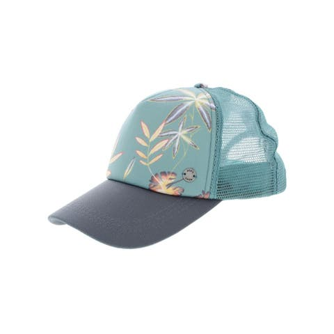 Roxy Womens Water Come Down Ball Cap Printed Adjustable - O/S