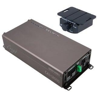 PA Class D 1200w Max Mono Compact Amp